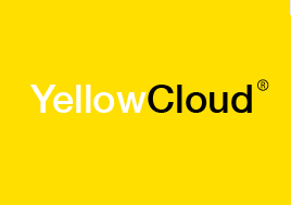 Website and Identity Yellow Cloud
